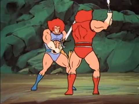 Thundercats - S1E65 - Fond Memories Part 3 of 3.AVI