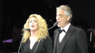 Andrea Bocelli Tori Kelly The Prayer 2016
