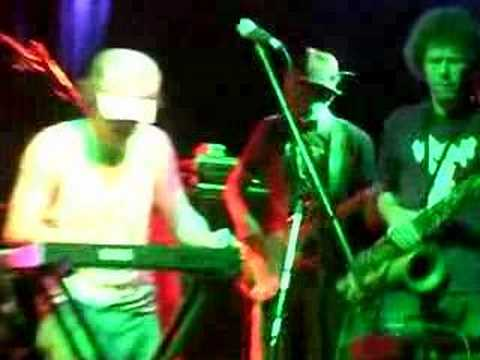 Afro Dizzi Act - Original 5 - 'Let Yourself Go' - Funk