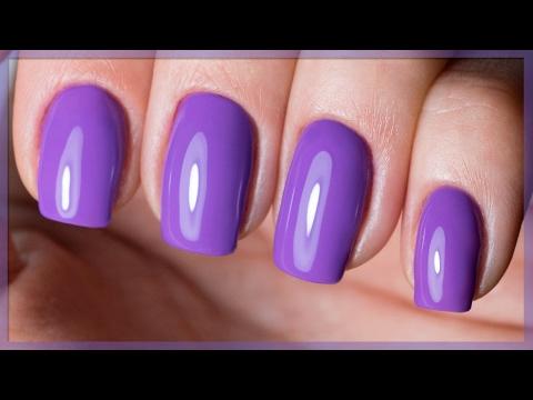 Как накрасить аккуратно накрасить ногти гель лаком в домашних условиях