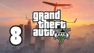 Прохождение Grand Theft Auto v (GTA5) Часть 8- Агитатор-Майкл