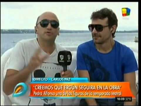 El insólito reclamo de Ergün Demir a Pedro Alfonso
