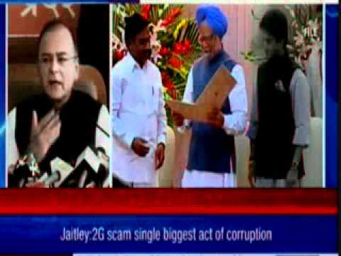 Press Conf of Sri Arun Jaitley regarding Supreme Court 2G verdict - Part 2
