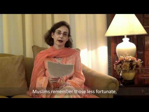 Dr. Marie Richards, EID Message (Pashto)