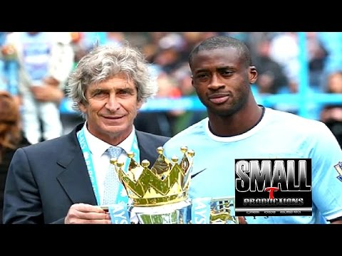 Yaya Touré's Birthday Greetings from Premier League Football Managers!