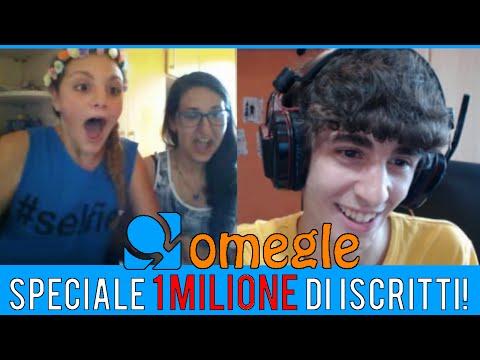 1 MILIONE DI ISCRITTI! - SPECIALE OMEGLE