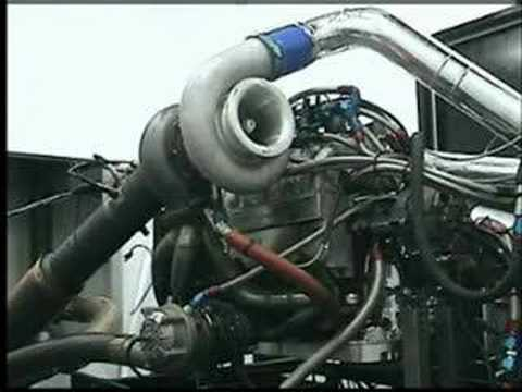 Queen Street Racing Quad Rotor 1664 HP !!!