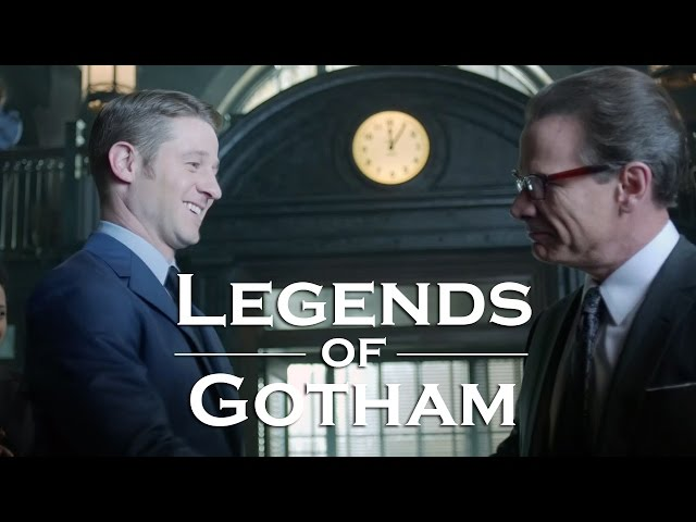 Legends of Gotham #27 - (S01E18) Bosom Buddies
