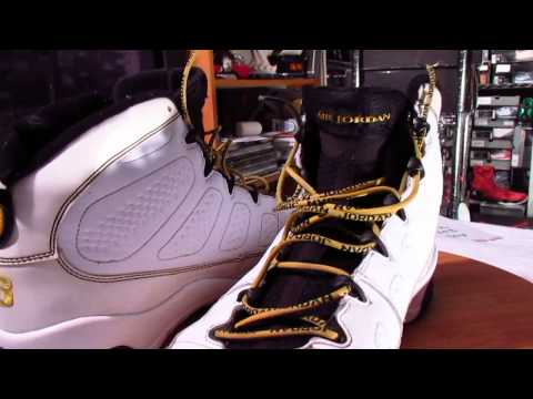 #800 Air Jordan Quai 54 Retro 9