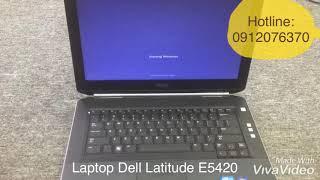 Laptop cũ Dell Latitude E5420 giá 3tr7