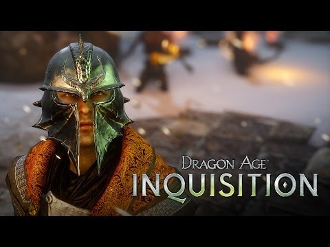 DRAGON AGE™: INQUISITION Gameplay Trailer - The Inquisitor klip izle