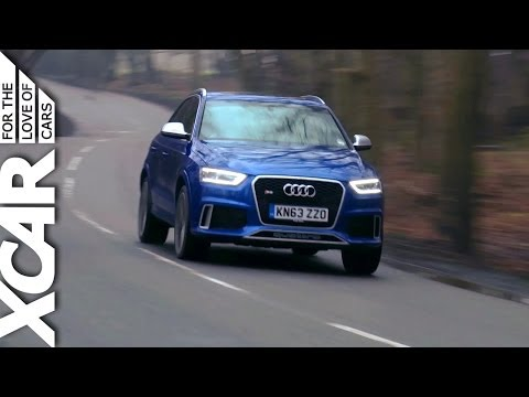 The Audi RS Q3: Should it be an RS? X