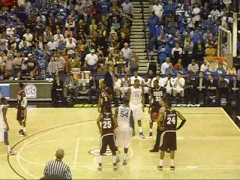 2010 SEC Title Game Buzzer and More Video