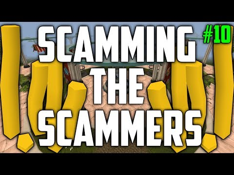 Runescape: Scamming The Scammers - Boobs Make Bank - Episode 10 thumbnail
