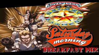 Saturday Morning Breakfast Mix - The Adventures Of The Galaxy Rangers