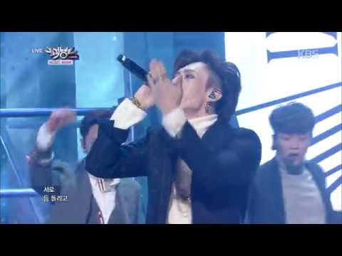 [hit] 뮤직뱅크-beast - 12시 30분(12:30).20141024 video
