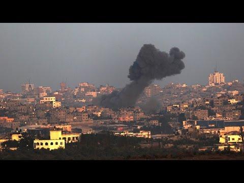 Gaza Attacks Resume Between Israel, Militant Hamas