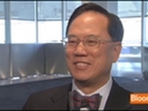 Hong Kong's Tsang on Economy, Currency, China