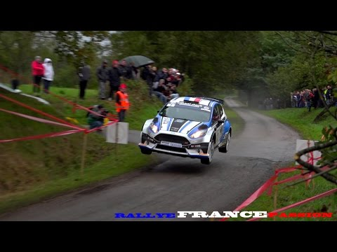 Finale des Rallyes 2016 Best-of Crash & Jump [Full HD] - by RFP
