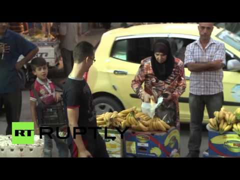 Syria: Latakia residents laud Putin and Russia for intervention