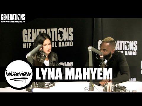 """Lyna Mahyem : """"Les mecs c'est une perte de temps !"""""""