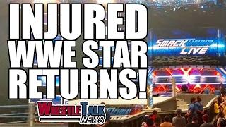 Finn Balor's WWE Return Dates Leaked? Injured WWE Star Returns At Weekend Show!   WrestleTalk News