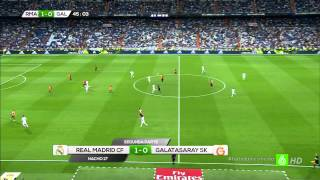 Real Madrid vs Galatasaray - Trofeo Santiago Bernebeu - Full Match - 18/09/2015 - HD