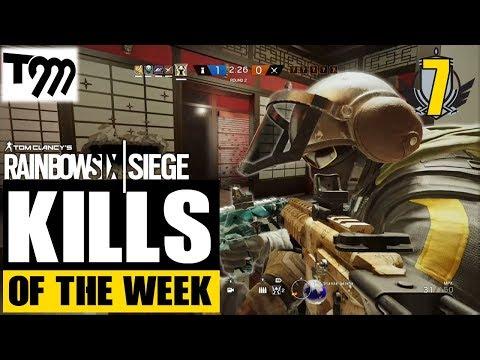 Rainbow Six Siege - TOP 10 KILLS OF THE WEEK 2018 #7