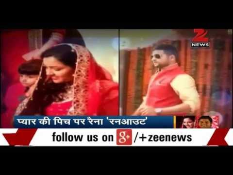 Suresh Raina to tie the knot with Priyanka Chowdhary today