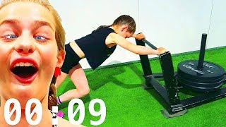 WHO IS THE STRONGEST KID NORRIS NUTS Challenge w/ The Norris Nuts