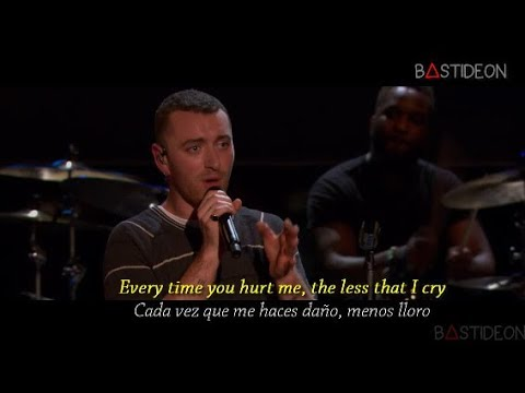 Sam Smith - Too Good At Goodbyes Sub Español + Lyrics