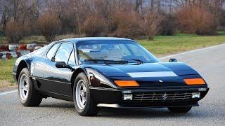 Ferrari 512 BB - Davide Cironi drive experience (ENG.SUBS)