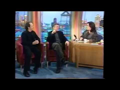 Robert De Niro & Billy Crystal - The Rosie O'Donnell Show (1999)