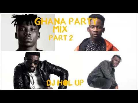 Download Lagu (NEW) Official Ghana Party Mix 2017  Ft Sarkodie, Bisa Kdei, Stonebwoy, Jaij Hollands MP3 Free