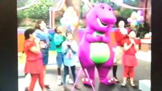 Barney If All the Raindrops (At Home with Animals' version)