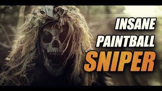 INSANE PAINTBALL SNIPER: crazy sniper hits!!!