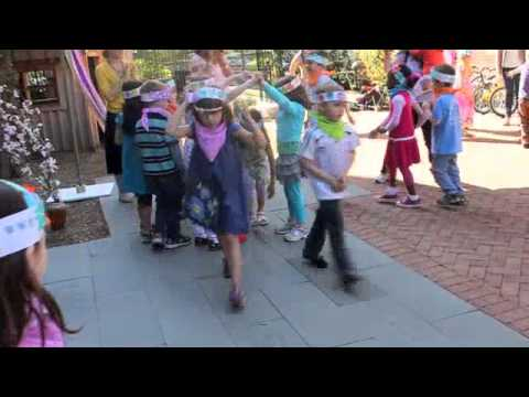 Poly Prep Lower Schoolers Celebrate May!
