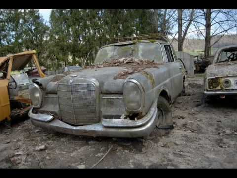 Slideshow Part5 Kaufdorf car graveyard Spring 2010