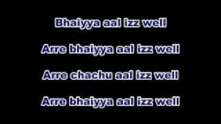 Aal Izz Well Avi
