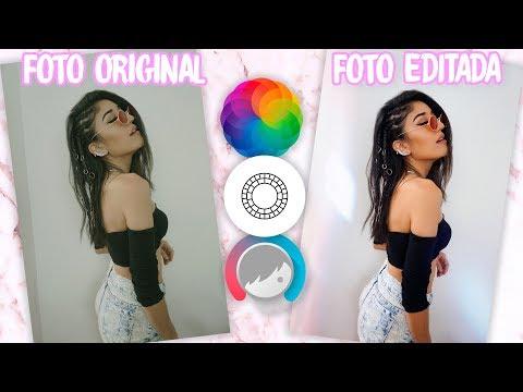 COMO EDITAR FOTOS GOALS ( apps gratuitas, tips y trucos)