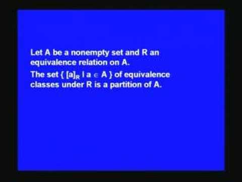 equivalence relation in discrete mathematics pdf