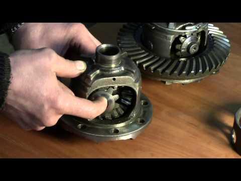 Как сделать блокировку колес 677