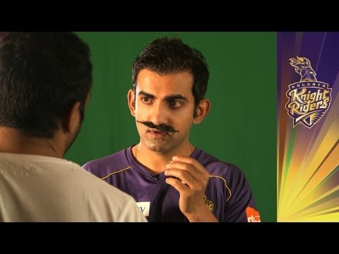 FUNNY KKR TV OUTTAKES: Hit the subscribe button NOW!
