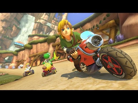 Mario Kart 8's Sweet New DLC Options