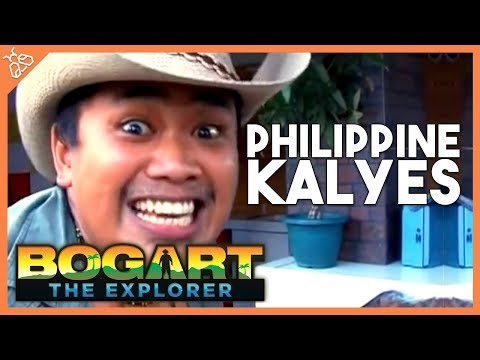 Bogart The Explorer Presents Common Philippine Kalyes