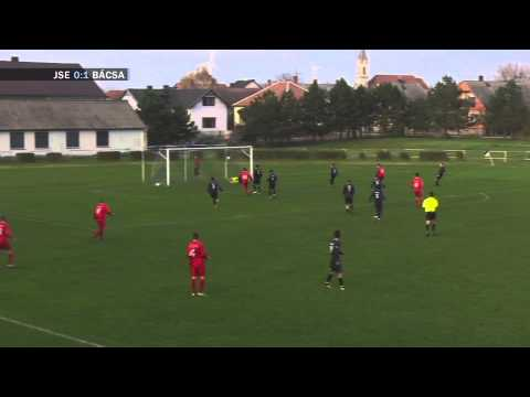 Jánossomorja - Bácsa labdarúgó mérkőzés összefoglalója - 2014.11.09.