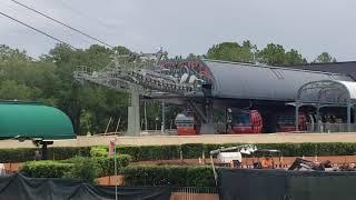 WDW Gondola System Testing