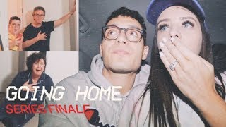 SURPRISING MY FAMILY IN AUSTRALIA AFTER 2.5 YEARS!! (Going Home - Finale)
