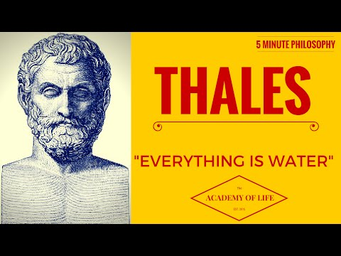 media thales of miletus one of seven sages