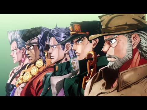 Jojo's Bizzare Adventure - Stand Proud OP (Jonathan Young Cover)